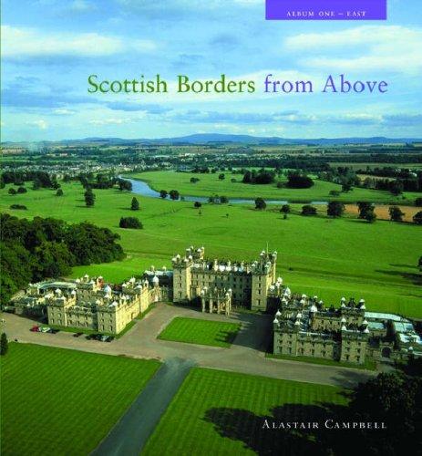 9780955311000: Scottish Borders from Above: Album 1