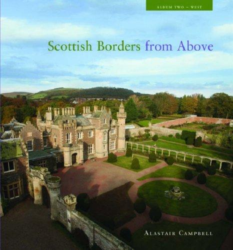 9780955311017: The Scottish Borders from Above: Album 2 (West): West Album 2