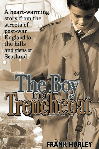 The Boy in a Trenchcoat (0955312655) by Hurley, Frank