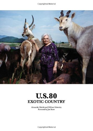 9780955314315: U.S.80: Exotic Country