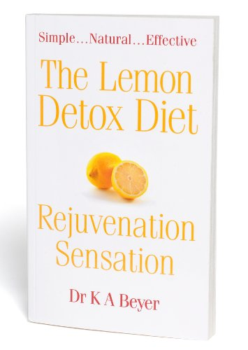 9780955322907: The Lemon Detox Diet: Rejuvenation Sensation