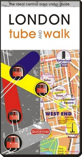 9780955323782: London Tube and Walk: The Ideal Central Area Visitor Guide (All-on-One)