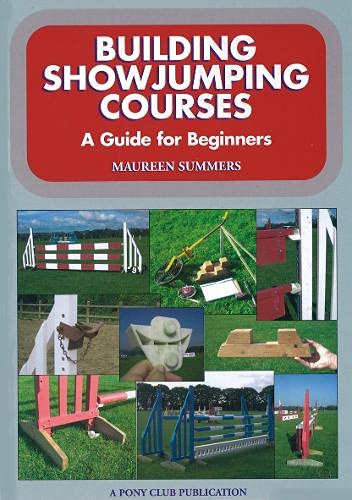 9780955337451: Building Showjumping Courses: A Guide for Beginners