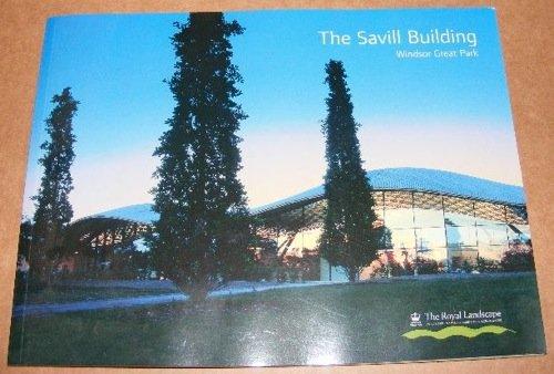 9780955342776: The Savill Building