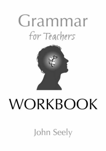 9780955345142: Grammar for Teachers Workbook