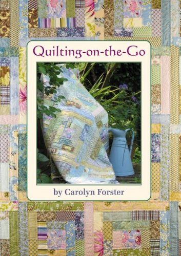 9780955349911: Quilting-On-The-Go