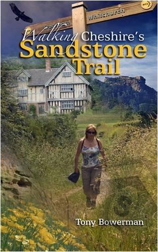 9780955355714: Walking Cheshire's Sandstone Trail