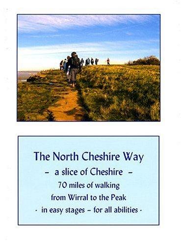 9780955357305: The North Cheshire Way: