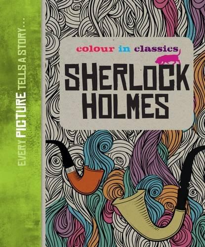 9780955364136: Colour in Classics: Sherlock Holmes