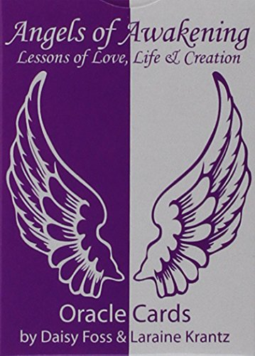 9780955370120: Angels of Awakening: Lessons of Love, Life and Creation - Oracle Cards