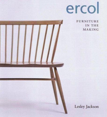 9780955374197: Ercol: Furniture in the Making