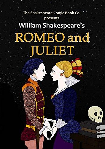 Romeo and Juliet: in Full Colour, Cartoon: William Shakespeare
