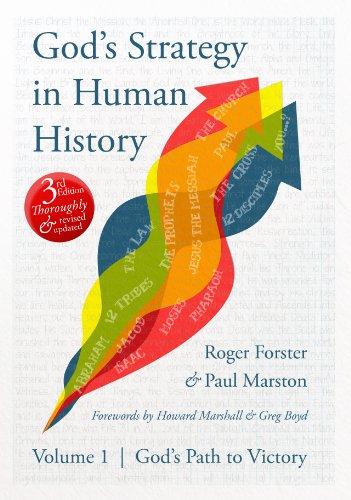 God's Strategy in Human History: Volume 1: Marston, Paul