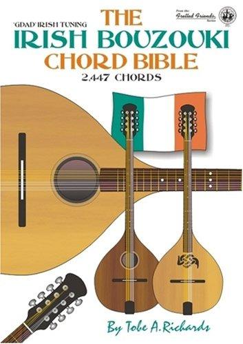 9780955394409: The Irish Bouzouki Chord Bible: GDAD Irish Tuning 2, 447 Chords