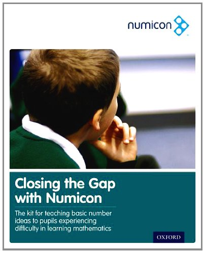 9780955394973: Numicon: Closing the Gap with Numicon Teaching Guide