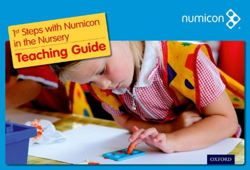 9780955394997: Numicon: 1st Steps in the Nursery Teaching Guide