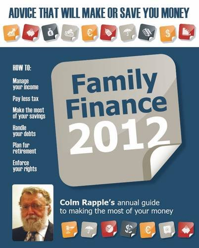9780955398254: Family Finance 2011: Colm Rapple's Annual Finance Guide