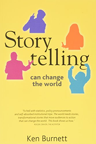 9780955399350: Storytelling Can Change the World