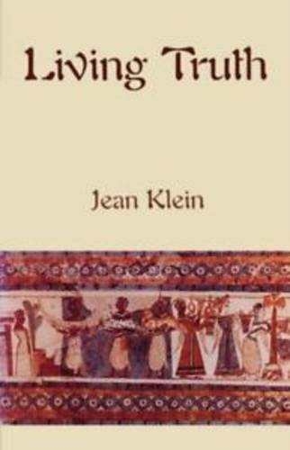 Living Truth (0955399912) by Jean Klein