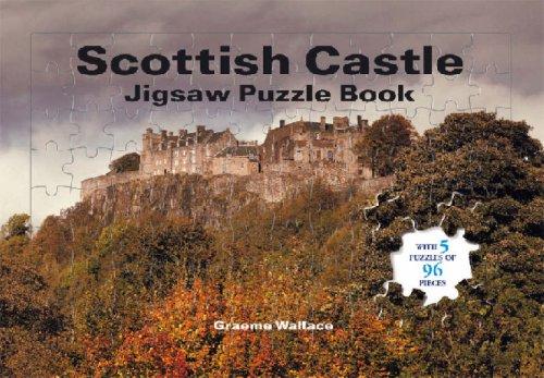 Scottish Castle Jigsaw Puzzle Book: Graeme Wallace