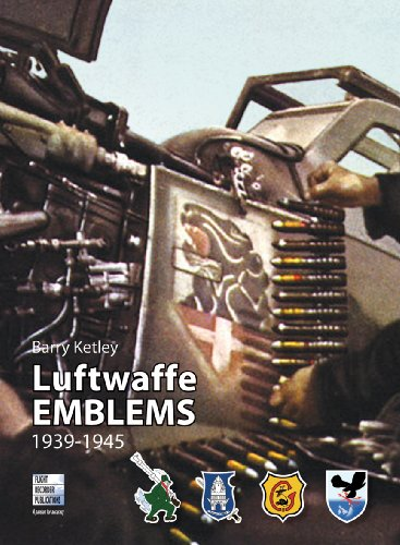 Luftwaffe Emblems 1939-1945: Barry Ketley