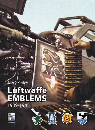 Luftwaffe Emblems 1939-1945 (Paperback): Barry Ketley