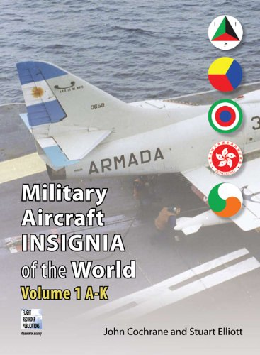 9780955426872: Military Aircraft Insignia of the World