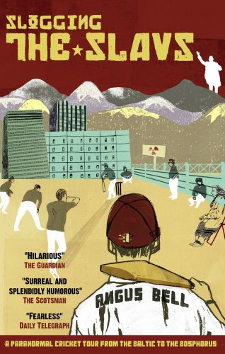 9780955433207: Slogging the Slavs: A Paranormal Cricket Tour from the Baltic to the Bosphorus (Signed by author!!!)