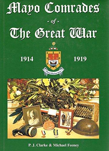 9780955436802: Mayo Comrades of the Great War 1914-1919