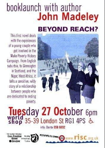 Beyond Reach?: John Madeley