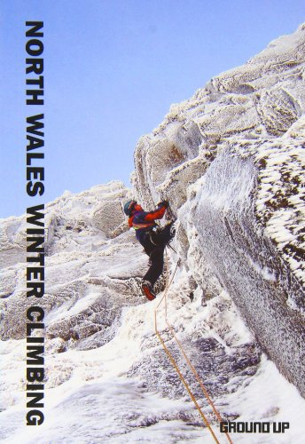 North Wales Winter Climbing: Panton, Simon