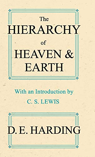 9780955451249: The Hierarchy of Heaven and Earth: A New Diagram of Man in the Universe