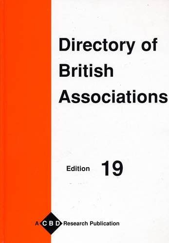 9780955451430: Directory of British Associations: And Associations in Ireland (Directory of British Associations & Associations in Ireland)