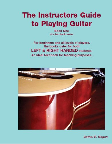 9780955454103: Instructor's Guide to Playing Guitar