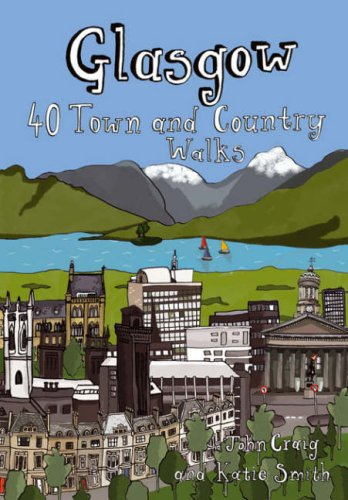 9780955454813: Glasgow: 40 Town and Country Walks (Pocket Mountains)