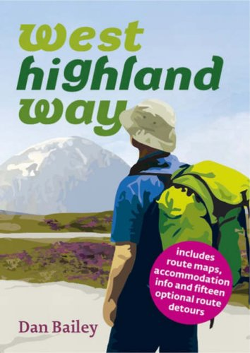 West Highland Way (Pocket Mountains) (9780955454851) by Dan Bailey