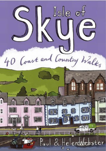 9780955454882: Isle of Skye: 40 Coast and Country Walks (Pocket Mountains)