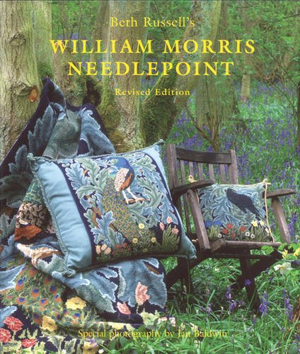 Beth Russell's William Morris Needlepoint: Beth Russell