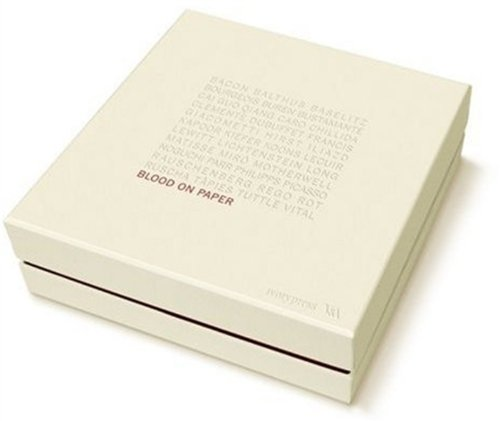 9780955458538: Blood on Paper: The Art of the Book