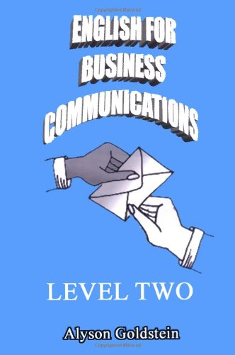 9780955462801: English for Business Communications: Level 2