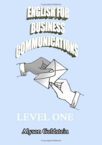 9780955462818: English for Business Communications: Level 1