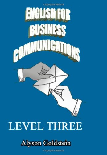9780955462825: English for Business Communications: Level 3