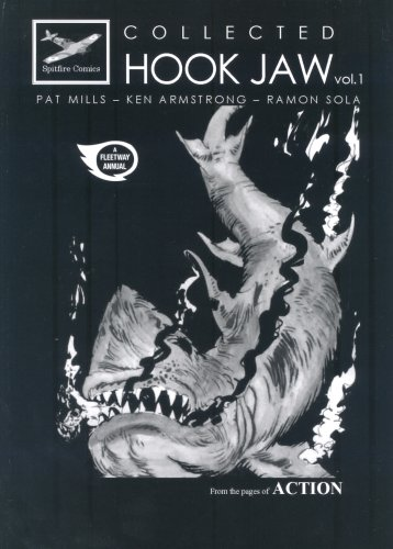 9780955473302: Collected Hook Jaw (Spitfire Comics)