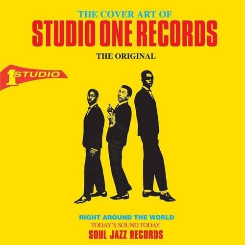 9780955481772: Album Cover Art of Studio One Records