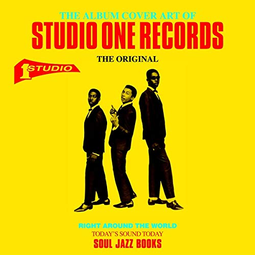 9780955481772: The Cover Art of Studio One Records