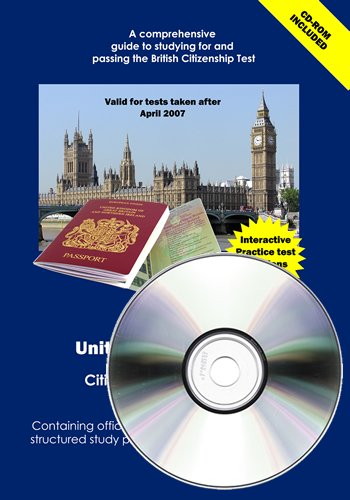 9780955485305: Life in the UK Test: Interactive Practice Tests and Citizenship Study Guide