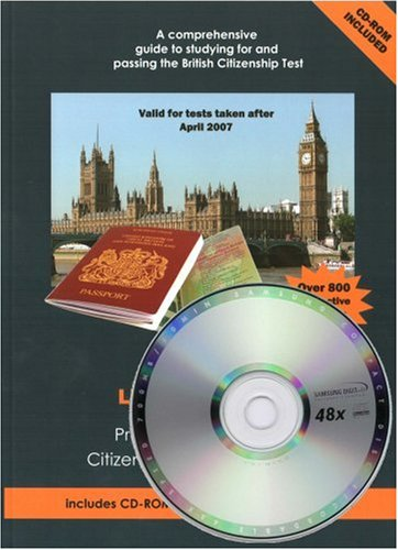 9780955485336: Life in the UK Test: Practice Questions for British Citizenship and Settlement Tests