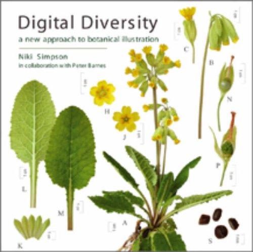 9780955491702: Digital Diversity: A New Approach to Botanical Illustration