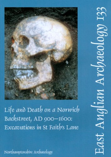 Life and Death on a Norwich Backstreet Ad 900-1600: Excavations in St Faith's Lane Norwich, ...