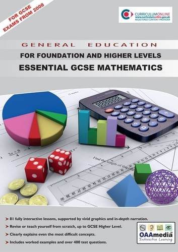 Essential Gcse Mathematics (Compact Disc)